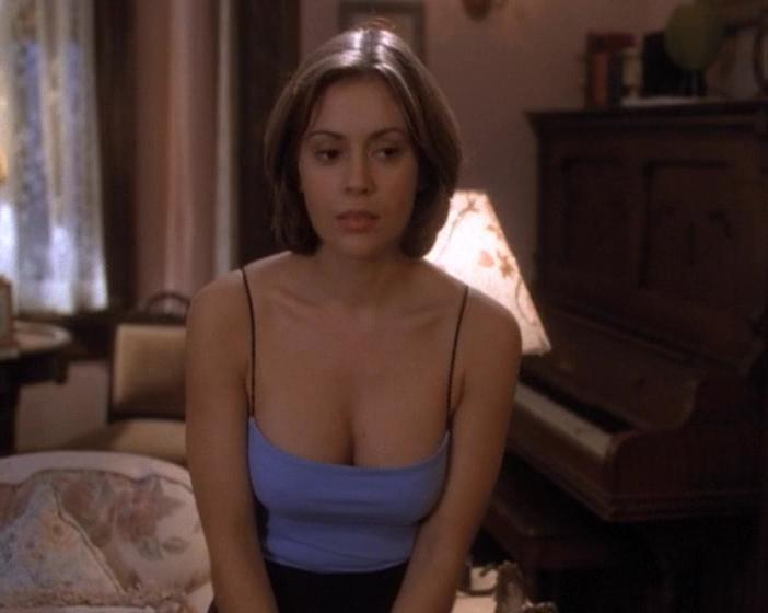 Naked pictures girls of charmed